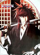 "A2 25"" X 16"" Laminated Bleach Abarai Renji Poster (BLLP13)"