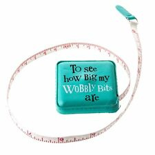 Tape Measure - To See How Big My Wobbly Bits Are ~ Handy Handbag Size