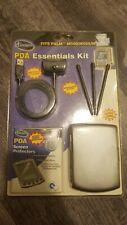 Accessory Kit for Palm Pilot Pda M-Series Stylus, Case, Cord, Screen Protectors