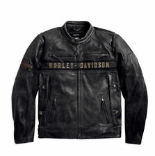 Harley-Davidson Motorcycle Jackets Cowhide Leather Exact