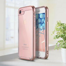 Crystal Clear Hard Bumper Case Slim Shockproof Cover For Apple iPhone X 7 8 Plus