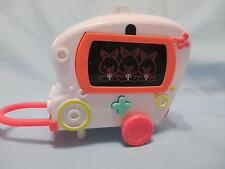 Littlest Pet Shop Rescue Tails Ambulance Vehicle Accessory with 2 Xray Slides