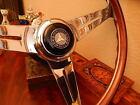 Mercedes 280 SL W113 Wood Steering Wheel NARDI 15.3