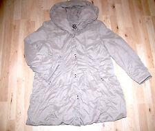 GIL BRET Winter Jacke Mantel Damen grau Erdton 48 elegant Rockmantel TOP #75