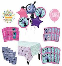 Mayflower Products Vampirina Birthday Party Supplies 8 Guest Decoration Kit
