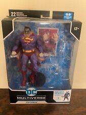 DC Multiverse McFarlane SUPERMAN The Infected 7? Figure *No Merciless BAF