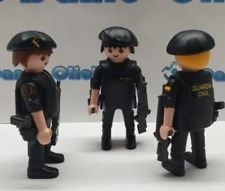 PLAYMOBIL FIGURA CUSTOM GUARDIA CIVIL GRUPO GRS