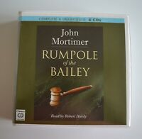 Rumpole of the Bailey: by John Mortimer - Audiobook - 6CDs