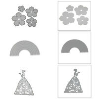 Metal Gift Box Cutting Dies Stencils For DIY Scrapbooking Album Paper Card Craft