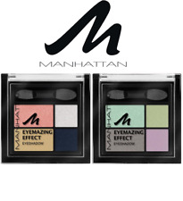 Manhattan EYEMAZING EFFECT Quattro Quad Eyeshadow Eye Shadow Palette