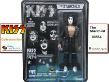 Kiss The Starchild, 8 Inch Collectable Poseable Figure, Series II, 08564