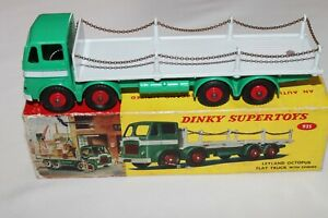 Dinky Toys 935 Leyland Octopus Chain Lorry