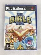 PS2 The Bible Game (2006), UK Pal, Brand New & Sony Factory Sealed