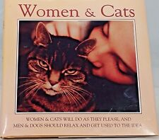 Women and Cats ~ Will Do As They Please Book by Willow Creek Press