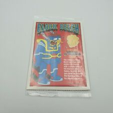 More details for sealed simpson black belch smell-o-rama cards - series ii