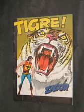 Zagor Zenith n.187 (Zagor interno n.136) edizioni Daim Press del Novembre 1976