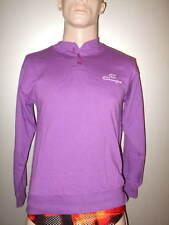 Champion Sweatshirt Pullover Fleece Shirt  Sweat Freizeit  Gr. S  Violett Neu