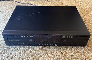 Classic Audio CD Compact Disc Recorder Rewritable CDR-200 No Remote
