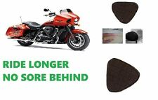 Motorcycle Driver Seat Gel Pad with comfy Foam for Kawasaki Vulcan 1700 Vaquero