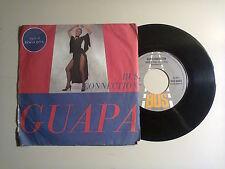 """Bus Connection / Guapa - Disco Vinile 45 Giri 7"""" Stampa Italia1978"""