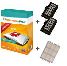 20-40-60 Sacchetto per Aspirapolvere sacchetti filtro adatto per Siemens Stone /& Wood tra l/'altro