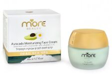 More Beauty Dead Sea Mineral Avocado Moisturizing Face Care Nourishing Cream 50g