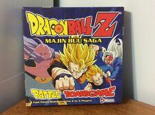 Dragon Ball Z Majin Buu Saga Battle Boardgame Board Game DBZ FUN 2002