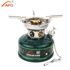 Outdoor Petrol Stove Oil Burners Portable Cooking Gasoline Stove Camp Equipment