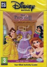 Disney Princess II Fashion Boutique - Disney Hotshots - PC CD - New & Sealed