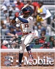 Ronald Acuna Atlanta Braves Signed 8x10 Autographed Photo Reprint