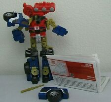TRANSFORMER ENERGON IRONHIDE*COMPLETE*INSTRUCTIONS/MISILES*5+/LEVEL 3*WORKS