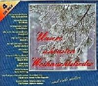 NEU 4 CD BOX Weihnachten Christmas Weihnachtslieder Schlager Klassik Rock N´Roll