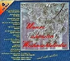 4 CD NEU Weihnachten Schlager Klassik Rock N´Roll Christmas Musik als Geschenk