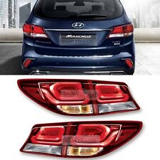 OEM Rear Trunk Tail Light Lamp LH+RH for HYUNDAI 2014 - 2018 Santa FE XL Maxcruz
