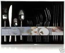 Cubiertos De Acero Inoxidable Set 24pc Alta Calidad Cocina Tenedor Cuchillo De Mesa Té Cuchara