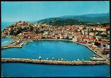 AD1354 Imperia - Città - Porto Maurizio - Il Porto e panorama aereo