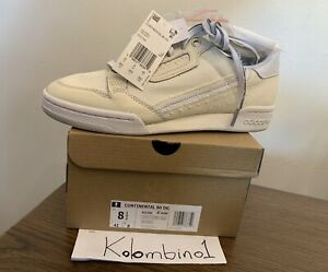 Adidas Continental 80 Donald Glover (Off-White) Size 8.5 - BRAND NEW IN BOX