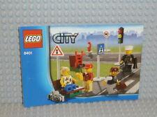 LEGO® City Bauanleitung 8401 City Minifigure Collection instruction B3140