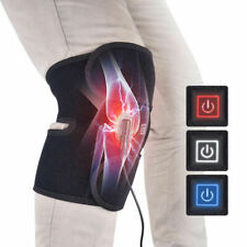 Thermal Knee Heating Pad Wrap Knee Arthritis Pain Relief Massager Gift
