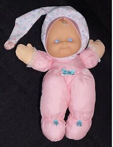 Fisher Price Puffalump Kids Sleepytime Night Light Plush Doll 1991 - NO LIGHT