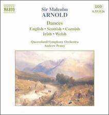 Sir Malcolm Arnold: Dances (CD, Jul-1996, Naxos) (CD746)