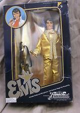 Elvis Presley Doll - Endorsed by Graceland 1984 Vintage