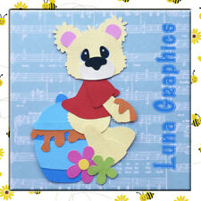 THINKING OF YOU  Embellishments Paper Piecing scrapbooking NOT FOR RESALE
