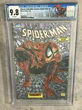 Marvel Collectible Classics Spider-Man #2 CGC 9.8 Torment Chromium Custom Label