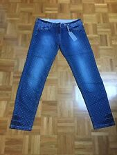 Jeans Pois Baby Angel By Elio Fiorucci