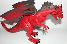 MEGASAUR MIGHTY DRAGON ACTION FIGURE LIGHT AND SOUND BATTERY OPERATED