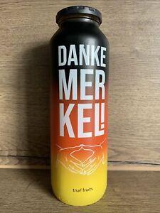 Danke Merkel True Fruits Seltene Sammlerflasche Zum Ende Der Amtszeit Angela Me.