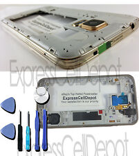 Samsung Galaxy S5 SM-G900T/A/V/P GOLD Backplate Mid Frame Rear Back Bezel w tool