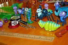 Bug's Life Toys from Late 1990's-McDonalds/General Mills/Disney (some pcs)-Used