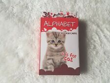 Flash Cards By Bendon - 36 Cards - Alphabet ABC's